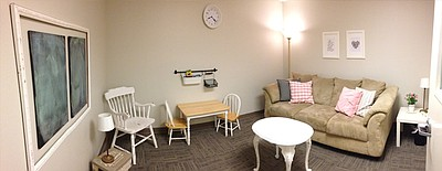 Photo of the Family Counseling Lounge at the Family Welln...