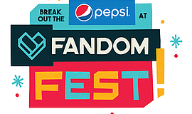 Promotional photo for FANDOM Fest. Courtesy of FANDOM and Pepsi Co.