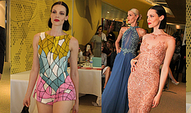 Promotional photo for the Fashion With a Passion event.