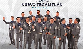 Promotional photo of Mariachi Nuevo Tecalitlán.