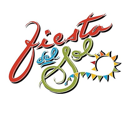 A promotional poster for Fiesta del Sol, courtesy of the ...