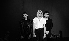 Promotional photo taken by Max Fairclough courtesy of PVRIS.