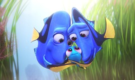 """Film still from the Disney animated movie """"Finding Dory."""""""