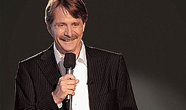 Promotional photo of comedian Jeff Foxworthy.