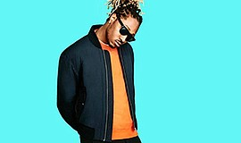 A promotional photo of Future.