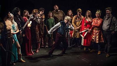 """A photo from """"Game of Thrones: The Musical."""""""