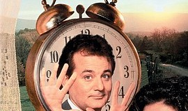 "Film poster for ""Groundhog Day"" (1993)."