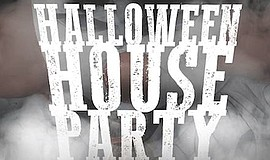 Promotional graphic for the Halloween House Party. Courtesy of Eastbound Bar ...