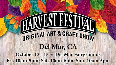 Promotional graphic courtesy of the Harvest Festival.