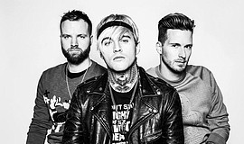 Promotional photo of Highly Suspect.