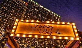 Promotional photo courtesy of the Hilton San Diego Bayfront.