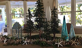 Photo from last year's Holiday Homes Tour. Courtesy of the Vista Community Cl...