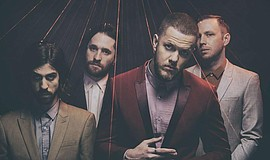 Promotional photo of Imagine Dragons.