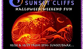 Promotional graphic for the Halloween Weekend of Fun. Courtesy of the Inn at ...