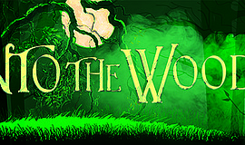 "A promotional poster of ""Into the Woods,"" courtesy of Patio Playhouse."
