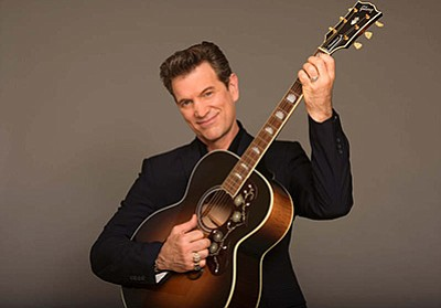 A promotional photo of musician Chris Isaak.