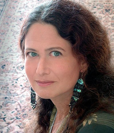 Promotional photo of poet Jane Hirshfield. She will present on the topic of happiness at the San Diego Happiness Festival.