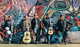 Promotional photo of Jarabe Mexicano.
