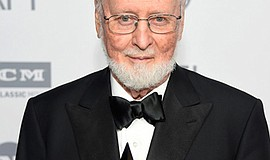 Promotional photo of composer John Williams.