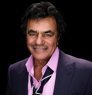 A promotional photo of singer Johnny Mathis, courtesy of ...