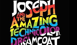 "Promotional graphic for the Kroc's Center production's ""Joseph and the Amazin..."