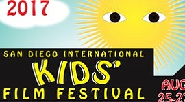 Promotional photo courtesy of the San Diego International Kids' Film Festival