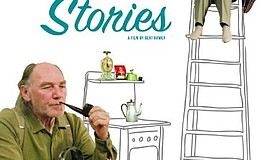 "Cropped version of the ""Kitchen Stories"" movie poster."