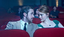 "Ryan Gosling and Emma Stone in ""La La Land"" (2016)."