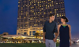 Promotional photo courtesy of Hilton San Diego Bayfront.