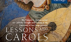 "Promotional photo for ""Lessons and Carols."" Courtesy of the Center for Cathol..."