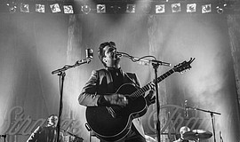 Lord Huron performs.