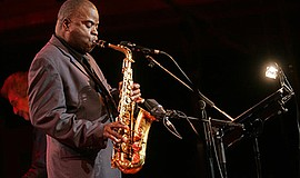 Photo of the featured artist. Courtesy of Maceo Parker.
