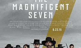 "Promotional movie poster for, ""The Magnificent Seven"" courtesy of IMDb."