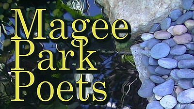 Cropped version of a promotional graphic for the Magee Park Poets Anthology.