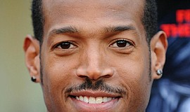 Promotional photo of comedian Marlon Wayans.