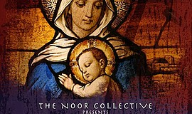 "Promotional graphic for the ""Virgin Mary"" screening. Courtesy of the Noor Col..."