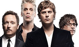 Promotional photo of Matchbox Twenty.
