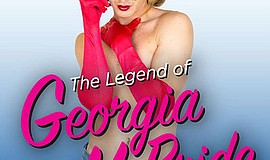 "A promotional poster for ""The Legend of Georgia McBride,"" courtesy of Cygnet."