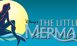 "A promotional poster for Disney's ""The Little Mermaid."""