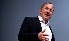 Promotional photo of Michael Shermer.