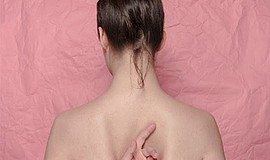 A photograph by Carlitos Galvan for the Millennial Pink exhibition, courtesy ...