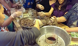 Promotional photo for DIY Miso Making Workshop With Fermenters Club.