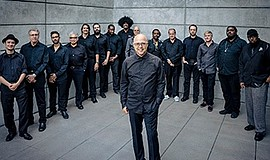 "Photo of ""Monkestra"" band, courtesy of San Diego Symphony."