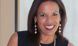 Promotional photo of Dr. Karen E. Nelson.