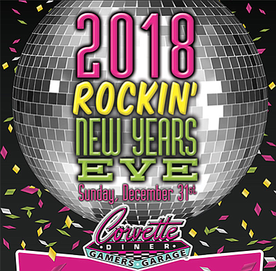 Promotional photo for the Rockin' New Year's Eve celebrat...