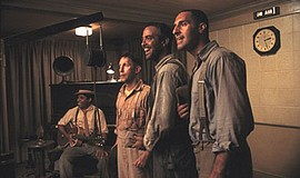 "Promotional photo for the screening of ""O Brother, Where Art Thou?"" Courtesy ..."
