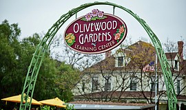 Promotional photo courtesy of Olivewood Garden's and Learning Center.