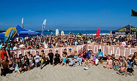 Promotional photo courtesy of the San Diego Surfrider Foundation.