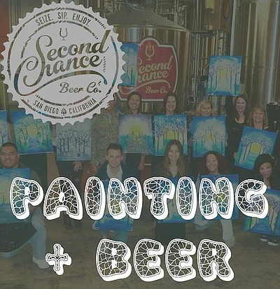 Promotional photo courtesy of Second Chance Brewing Co.