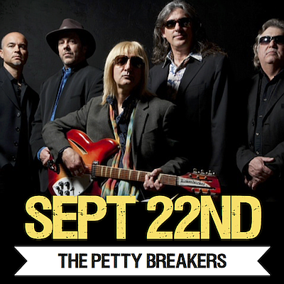 Promotional photo of The Petty Breakers.